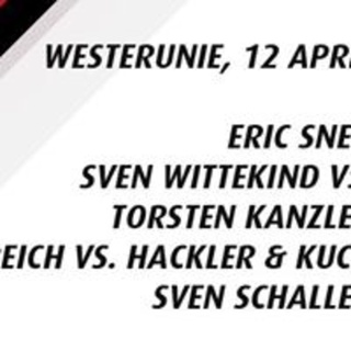 Abstract // Eric Sneo // Sven Wittekind // Hackler & Kuch // Niereich // Torsten Kanzler // 12 April // EARLY BIRDS SOLD OUT