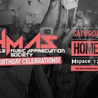 Masif Saturdays presents HMAS 5th birthday! [22.04.2017]