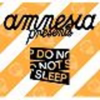 Amnesia presents Do Not Sleep Pool Party