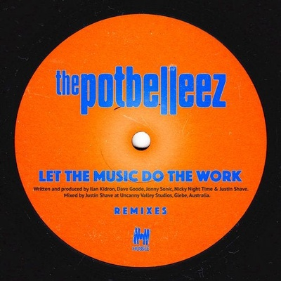 Let the Music Do the Work (Remixes)